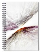 Twin Towers Remembered Spiral Notebook