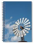 Twinwheel Spiral Notebook