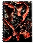 Twinz Spiral Notebook