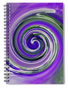 Twirl 02c Spiral Notebook
