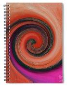 Twirl 07 Spiral Notebook
