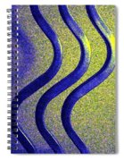 Twist And Shout   Spiral Notebook