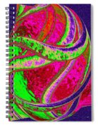 Twist And Shout 4 Spiral Notebook