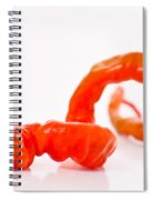 Twisted Pepper Spiral Notebook