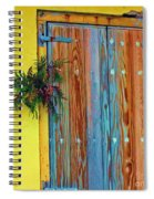 Twisted Root Spiral Notebook