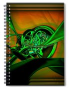 Twisted Sister Spiral Notebook