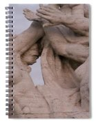 Twisted Sisters Spiral Notebook