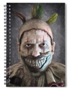 Twisty The Clown Spiral Notebook