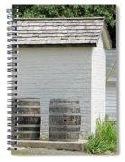 Two Barrels Spiral Notebook