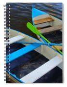 Two Boats Spiral Notebook