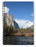 Two Falls Spiral Notebook
