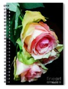 Two For Love Spiral Notebook