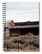 Two Guns, Arizona  Spiral Notebook