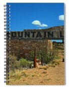 Two Guns Spiral Notebook