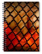 Two Handfuls Of Oranges Spiral Notebook