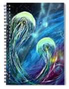 Two Into Spiral Notebook