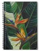 Two Is Company  Spiral Notebook