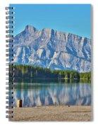 Two Jack Lake Spiral Notebook