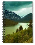 Two Medicine  Spiral Notebook
