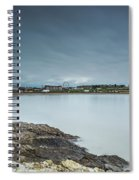 Two Minutes At Barry Island Spiral Notebook
