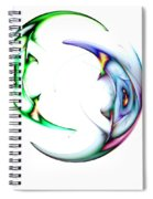 Two Of 1 Spiral Notebook