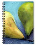Two Pears Still Life Spiral Notebook