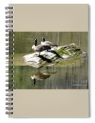 Two Plus Two Spiral Notebook