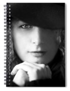 Two Sides To Each Story... Spiral Notebook
