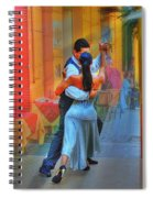 Two Tango Spiral Notebook