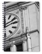 Two Timing Spiral Notebook