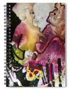 Two To Tango Spiral Notebook