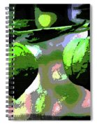 Two Tomatillo Spiral Notebook