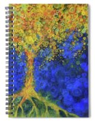 Two Trees Of Valinor Spiral Notebook