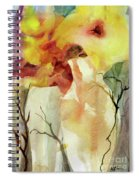 Two Vases Spiral Notebook