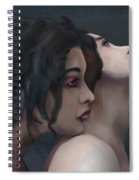 Two Women Spiral Notebook
