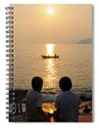 Twofer Spiral Notebook
