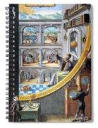 Tycho Brahe (1546-1601) Spiral Notebook