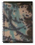 Tye Dye 3 Spiral Notebook