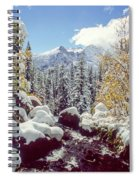 Tyndall Creek Spiral Notebook
