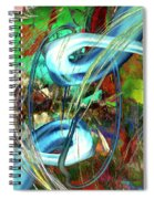 Typhoon Spiral Notebook