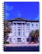 U S Custom House - New Orleans Spiral Notebook