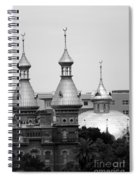 U T Domes Spiral Notebook