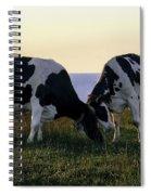 Udderly Delightful Spiral Notebook