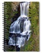 Udine Falls Spiral Notebook
