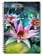 Ufoscape 01 Spiral Notebook