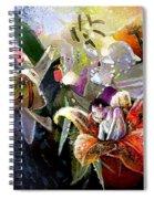 Ufoscape 03 Spiral Notebook