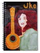 Uke Spiral Notebook