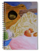 Ukelele Spiral Notebook