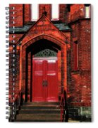 Ukrainian Catholic Church Spiral Notebook