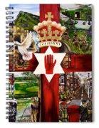 Ulster Spiral Notebook